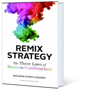 Remix Strategy, Benjamin Gomes-Casseres