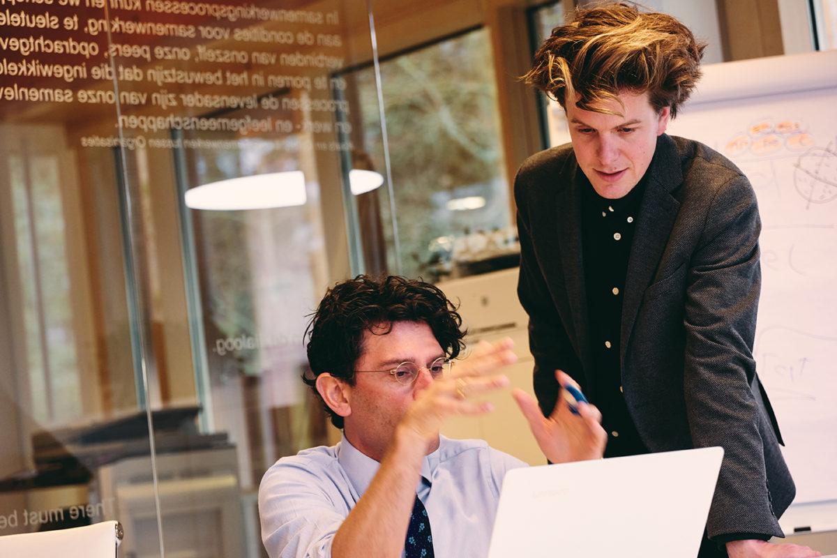 Training - Netwerkleiderschap en interveniëren